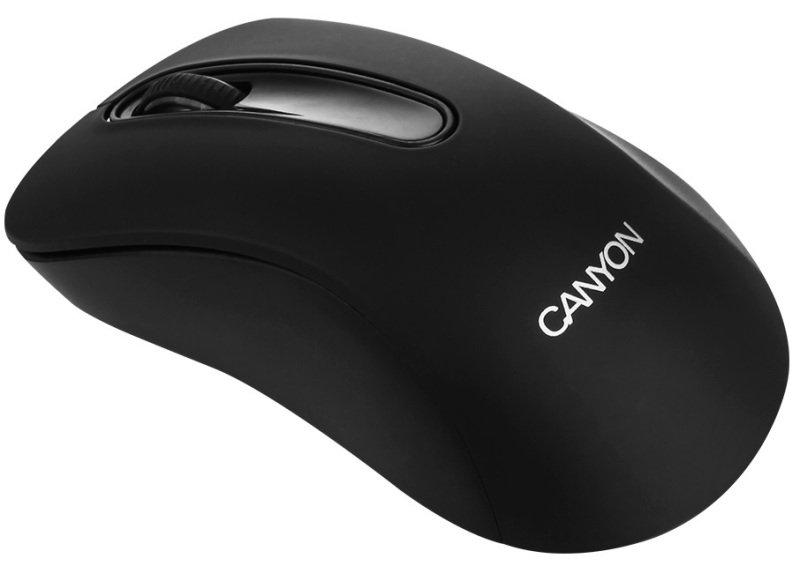 Canyon CNE-CMSW2 Black Wireless Mouse
