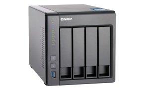 QNAP TS-431X-2G 48TB (4 x 12TB SGT-IW) 4 Bay NAS with 2GB RAM