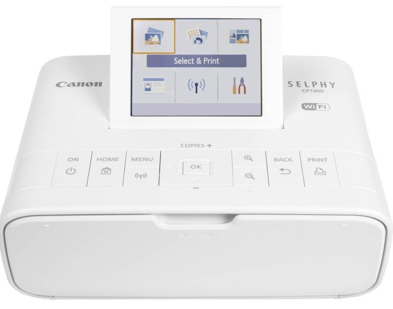 Canon CP1300 Selphy Photo Printer White