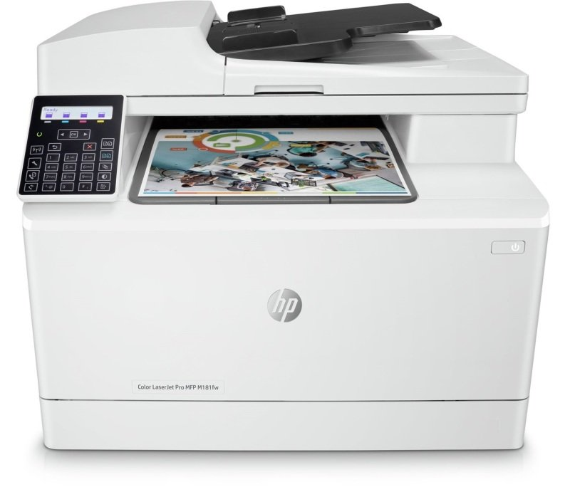 HP M181fw LaserJet Pro Multi-Function Wireless Colour Printer