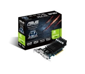 Asus Nvidia GT 730 2GB Low Profile Graphics Card