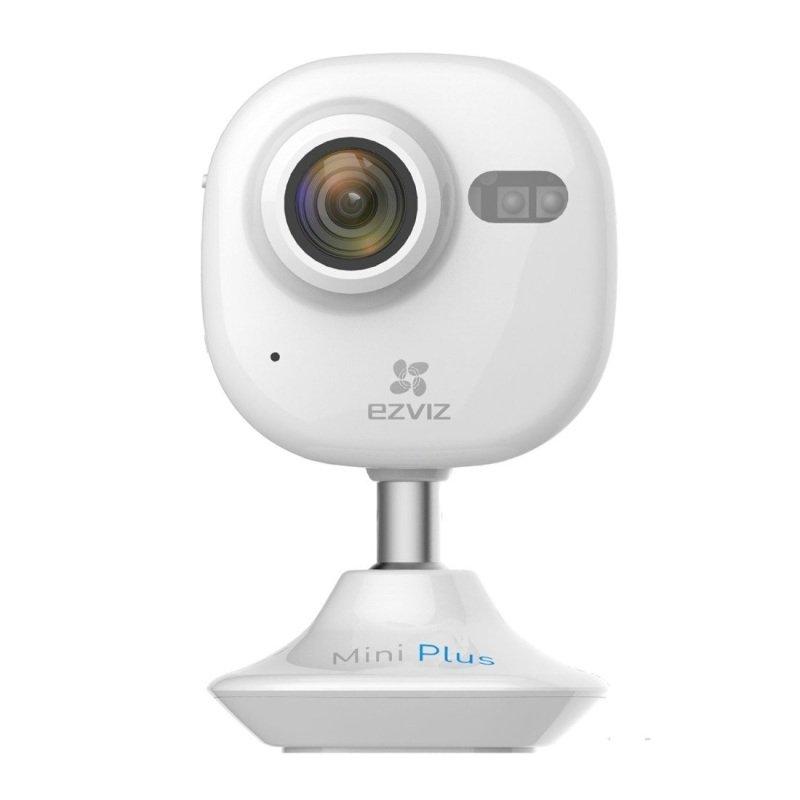 Ezviz Mini Plus 1080p Wi-Fi Indoor Cloud Camera - White