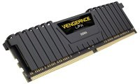 CORSAIR VENGEANCE LPX 4GB (1 x 4GB) DDR4 2400 (PC4-19200) C14 Desktop Memory for Intel 100/200 Series - Black
