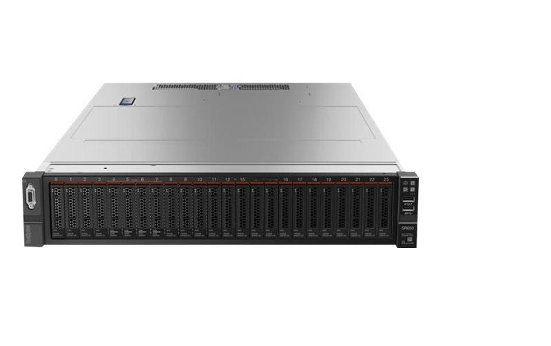 Lenovo ThinkSystem SR650  Xeon Silver 4110 2.1GHz 16GB RAM 2U Rack Server