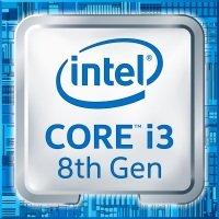 EXDISPLAY Intel Core i3-8100 Socket LGA 1151 3.60GHz Processor