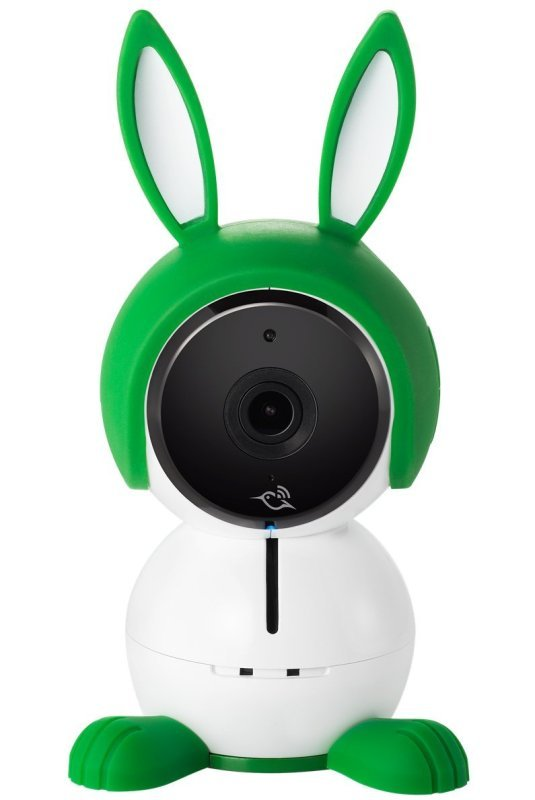 Arlo Baby ABC1000 Monitor Smart WiFi Baby Monitor Camera 1080P HD with 2-Way Audio, Night Vision, Air Sensors, Lullaby Player, Night Light, Works with Amazon Alexa, HomeKit