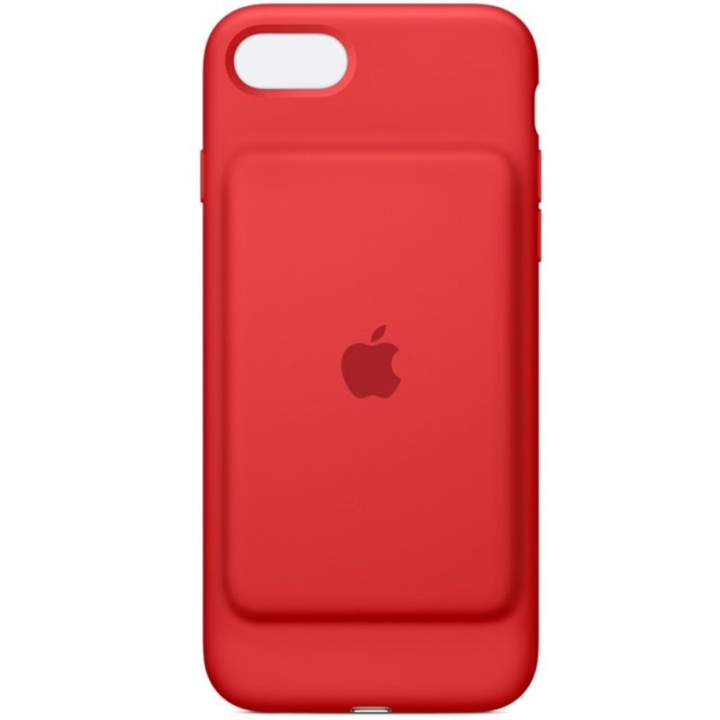 new products 8a252 52291 Apple iPhone 7 Smart Battery Case - (PRODUCT)RED | Ebuyer.com