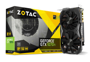 ZOTAC GeForce GTX 1070 Ti MINI 8GB GDDR5 Graphics Card
