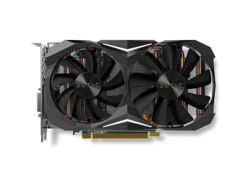 ZOTAC GeForce GTX 1070 Ti MINI 8GB GDDR5 Graphics Card