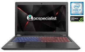 PC Specialist Defiance XS V15-GTR Laptop