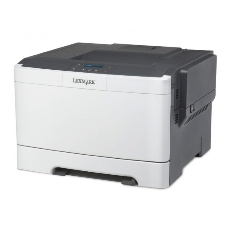 Lexmark CS317dn A4 Colour Laser Printer with Double Sided Printing