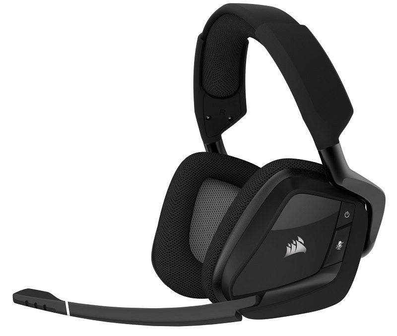 Corsair Gaming VOID Pro RGB Wireless Dolby 7.1 - Black