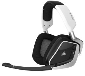 Corsair Gaming VOID Pro RGB Wireless Dolby 7.1 - White...