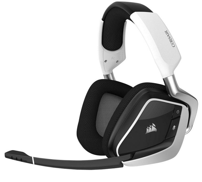 Corsair Gaming VOID Pro RGB Wireless Dolby 7.1 - White