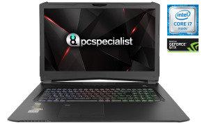 PC Specialist Defiance IV V17-GT 1060  Laptop