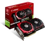 MSI GeForce GTX 1070 Ti GAMING 8GB GDDR5 Graphics Card