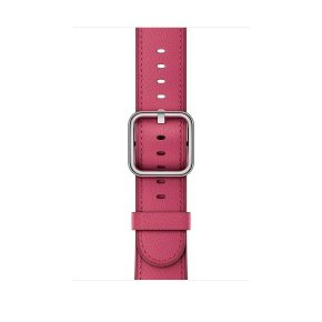 Apple 42mm Pink Fuchsia Classic Buckle
