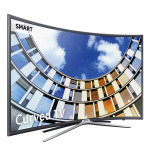 """Samsung UE55M6300 55"""" Curved 1080p Full HD LED Smart TV with Freeview HD UE55M6300AKXXU"""