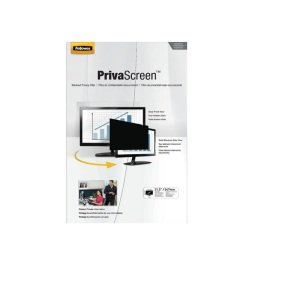 Fellowes 21.5inch Widescreen Privacy Screen Filter