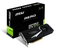 MSI GeForce GTX 1070 Ti AERO 8GB GDDR5 Graphics Card