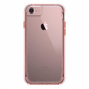 Griffin Survivor Clear iPhone 7s 7.6s 6+Rose