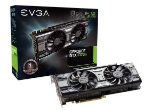 EVGA GeForce GTX 1070 Ti SC GAMING 8GB GDDR5 Graphics Card