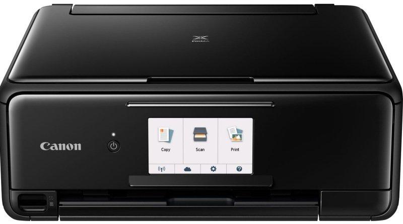 Canon PIXMA TS8150 Multifunction Wireless Printer