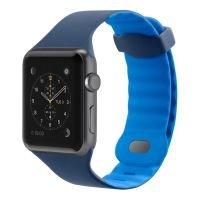 Belkin Sports Apple Watch Wristband 38MM BLU