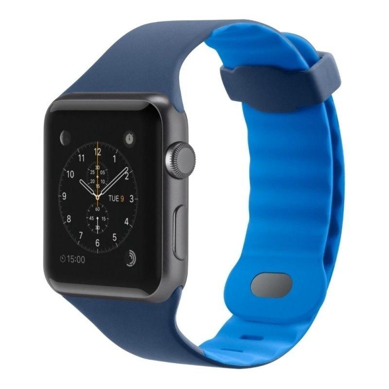 Belkin Sports Apple Watch Wristband 38MM BLU cheapest retail price