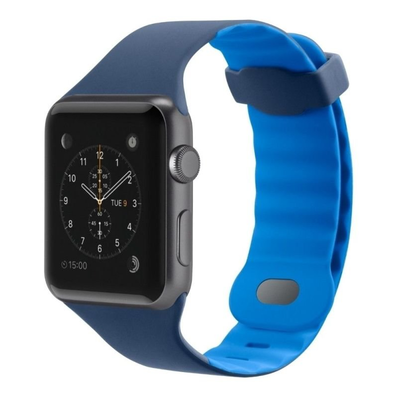 Belkin Sports Apple Watch Wristband 42MM BLU cheapest retail price