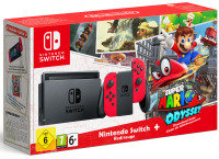 Nintendo Switch HW Super Mario Odyssey (Limited Edt)