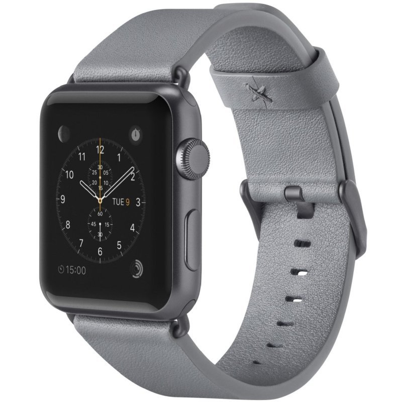 Belkin Business Apple Watch Wristband 38MM GRY cheapest retail price