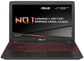 "EXDISPLAY ASUS ZX553 Gaming Laptop Intel Core i5-7300HQ 2.5GHz 8GB DDR4 1TB HDD 15.6"" Full HD WIFI NVIDIA GeForce GTX 1050 Windows 10 Home"