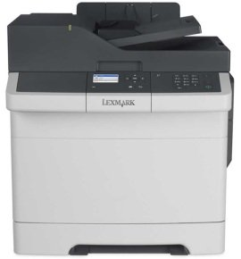 Lexmark CX317dn Multifunction Colour Laser Printer