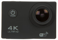 WiFi 4K Action Camera with HD Screen