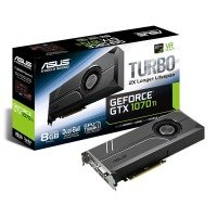 Asus TURBO GTX 1070 Ti 8GB GDDR5 Graphics Card