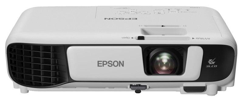 Epson EB-W42 - 3lcd Projector - Portable - 3600 Lumens (white) - 3600 Lumens (colour) - Wxga (1280 X 800) - 16:10 - Hd 720p - 802.11n Wireless