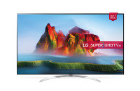 LG 55SJ850V 55 HDR Super UHD 4K Ultra HD LED Smart TV