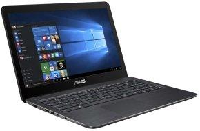 ASUS A556UQ Laptop - Black