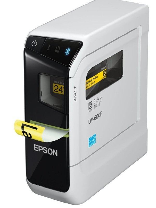 Epson Labelworks Lw-600p Wireless Labelmaker