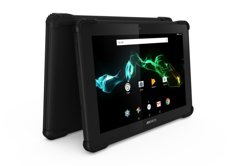 "Archos Sense 101X 10.1"" HD 32GB LTE Rugged Android 7.0 Tablet"