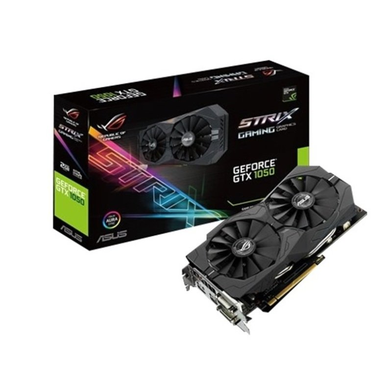 Asus ROG Strix GeForce GTX 1050 2GB GDDR5 Graphics Card