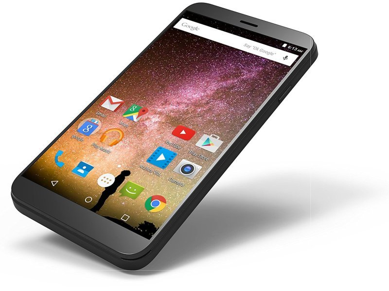 Archos 40 Power - Smartphone - dual-SIM - 3G - 8 GB - microSDHC slot - GSM - 4 - 800 x 480 pixels - TFT - 5 MP (2 MP front camera) - Android