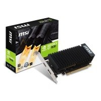 EXDISPLAY MSI NVIDIA GeForce GT 1030 2GB Passive LP OC Graphics Card