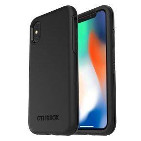 Otterbox Symmetry Iphone X Black