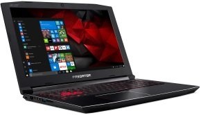 Acer Helios 300 G3-572 1050Ti Gaming Laptop