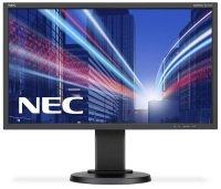 """NEC MultiSync E243WMi LCD 24"""" Commercial Monitor"""