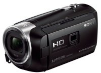 Sony HDR-PJ410 Camcorder Black FHD Projector