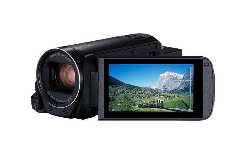 Canon Legria HF R806 Camcorder Kit inc 32GB Black