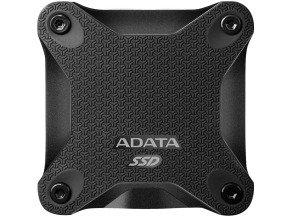 Adata SD600 512GB External Black SSD